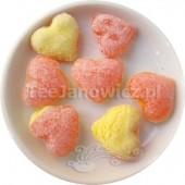 (słodycze) Bonbons o smaku ajerkoniaku i rokitnika