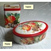 (puszka) Jesienne skarby 150g- puszka na słodycze