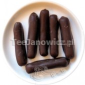 (słodycze) Kandyzowany imbir w gorzkiej czekoladzie
