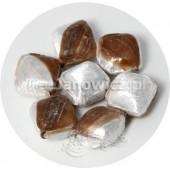 (słodycze) Bonbons o smaku czekolady i mięty z nadzieniem krokandowym
