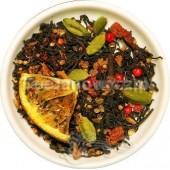 (czarna) Herbatka św. Mikołaja (ciasteczka korzenno-pomarańczowe)