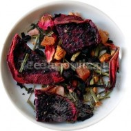 (owocowa) Schizandra (cytryniec chiński i smocze owoce)