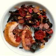 (owocowa) Herbata Pełna Tajemnic (żurawina i pomarańcza)