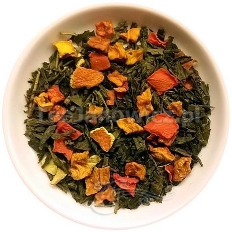 (zielona) Abrakadabra (dynia, grejpfrut, marchewka)