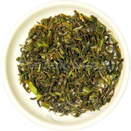 (czarna) Darjeeling Organic SFTGFOP1 first flush Victoria's Speak flugtee 2018