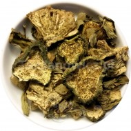 (owocowa) Arabskie noce Ice Tea (ogórek, ananas, mięta)