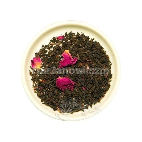 (czarna) China Rose Tea