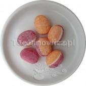 (słodycze) Bonbons o smaku świątecznego ponczu (pomarańczowo korzenny)
