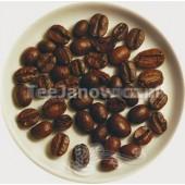 Kawa Lumumba (czekolada z rumem i śmietanką)