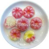 (słodycze) Bonbons o smaku owoców w kisielu