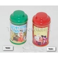 (puszka) Tea & Biscits czerwona 70g