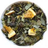 (biała) Rashomon (mandarynka i bambus)