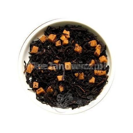 (czarna) Angielski karmel