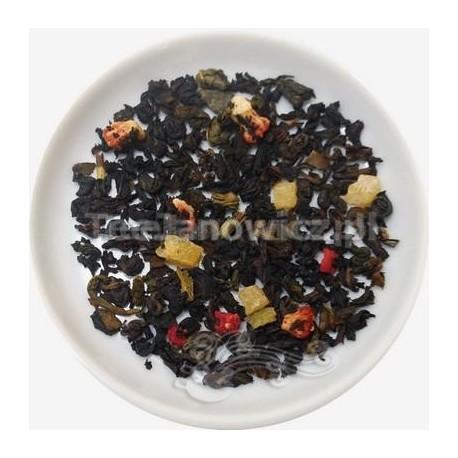 (czarna) Czarna Perła (owoce leśne i melon)